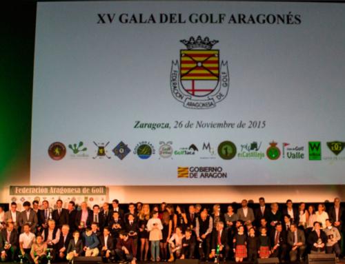 Gala del Golf Aragonés