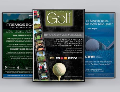 XIII Circuito Golf Aragón: Evento